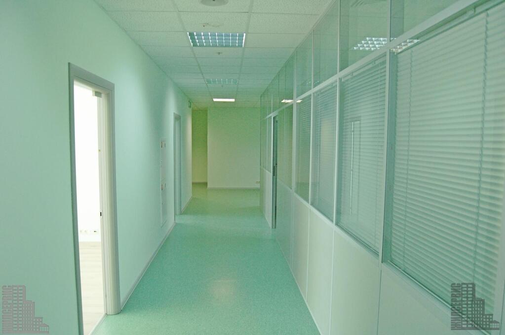 Офис с отделкой в БЦ, площадь 548,9 кв.м, 20000 руб.