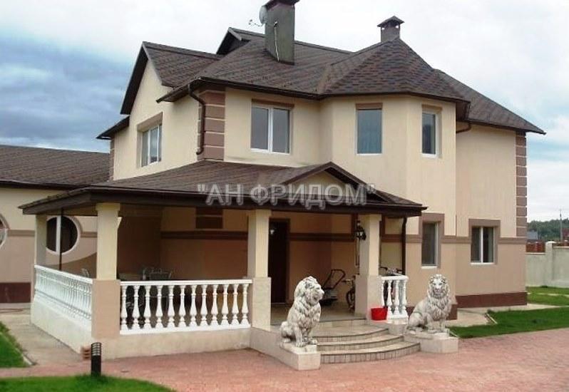 Кирпичный дом 550м2 под ключ на уч-ке 17 соток, 30000000 руб.