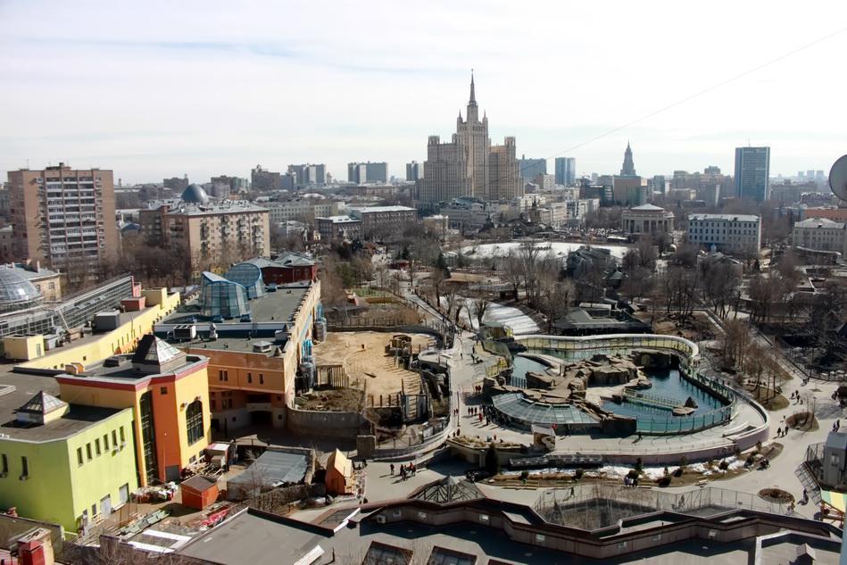 Москва, 3-х комнатная квартира, Зоологический пер. д.8, 37000000 руб.