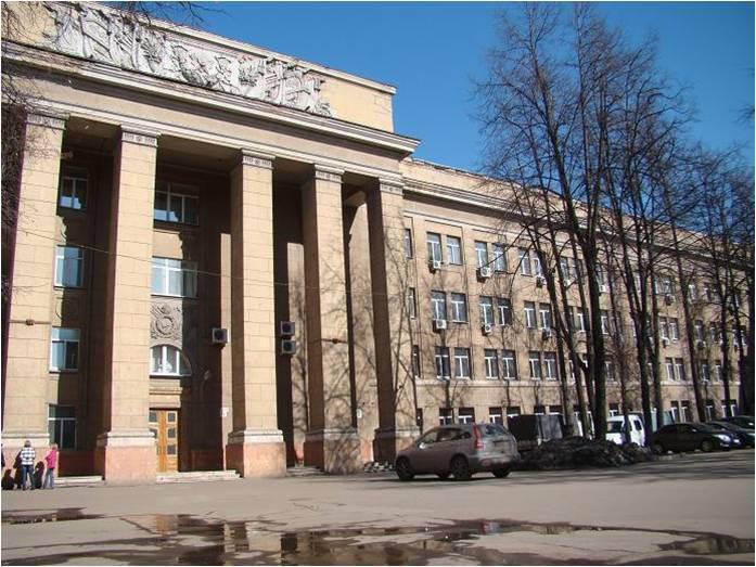 Сдаётся в аренду целый корпус офисных помещений площадью 2091 кв.м., 14000 руб.