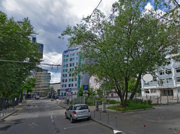 Бизнес-центр на Лесной, 1200000000 руб.
