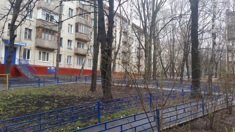 Москва, 2-х комнатная квартира, ул. Азовская д.35 к1, 7200000 руб.