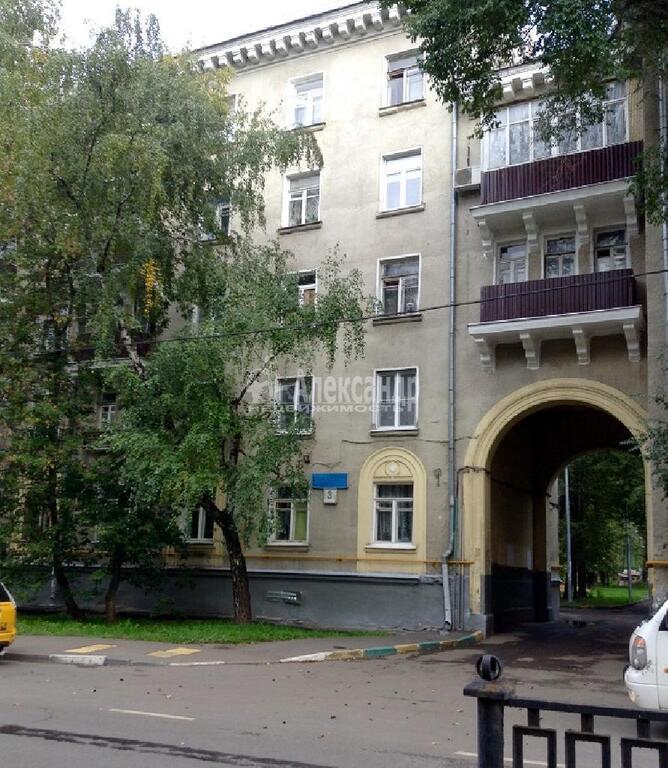 Москва, 1-но комнатная квартира, Саратовский 1-й проезд д.3, 5000000 руб.