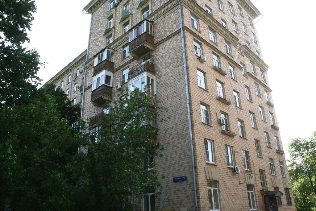 Москва, 2-х комнатная квартира, Рижский проезд д.9, 11300000 руб.