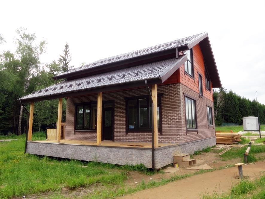 Дом 170м2 на 9,6 сот Киевское шоссе 45 км, 8500000 руб.