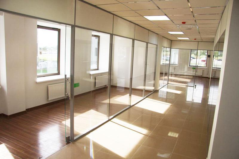 Сдаётся в аренду блок офисных помещений 513 кв.м. в бизнес парке «Грин, 14000 руб.