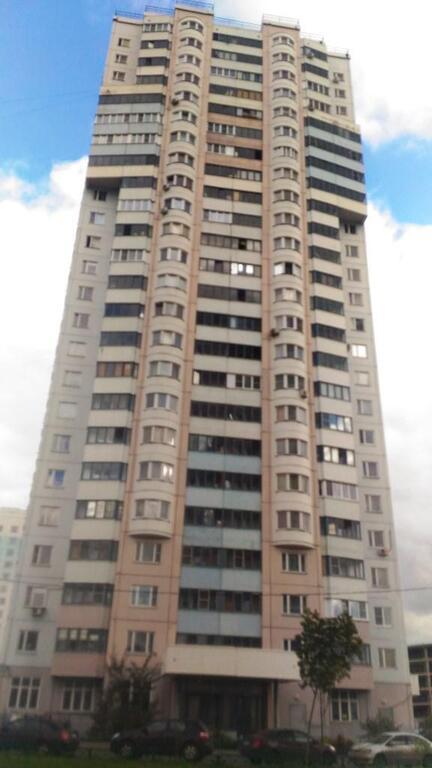 Москва, 3-х комнатная квартира, ул. Брусилова д.39 к1, 7550000 руб.