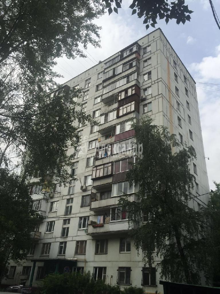 Москва, 2-х комнатная квартира, ул. Нагорная д.27К3, 7400000 руб.