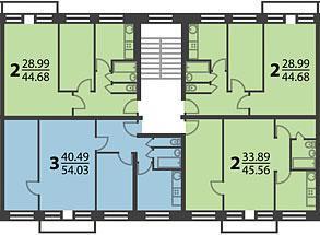 Москва, 3-х комнатная квартира, Волгоградский пр-кт. д.123, 8200000 руб.