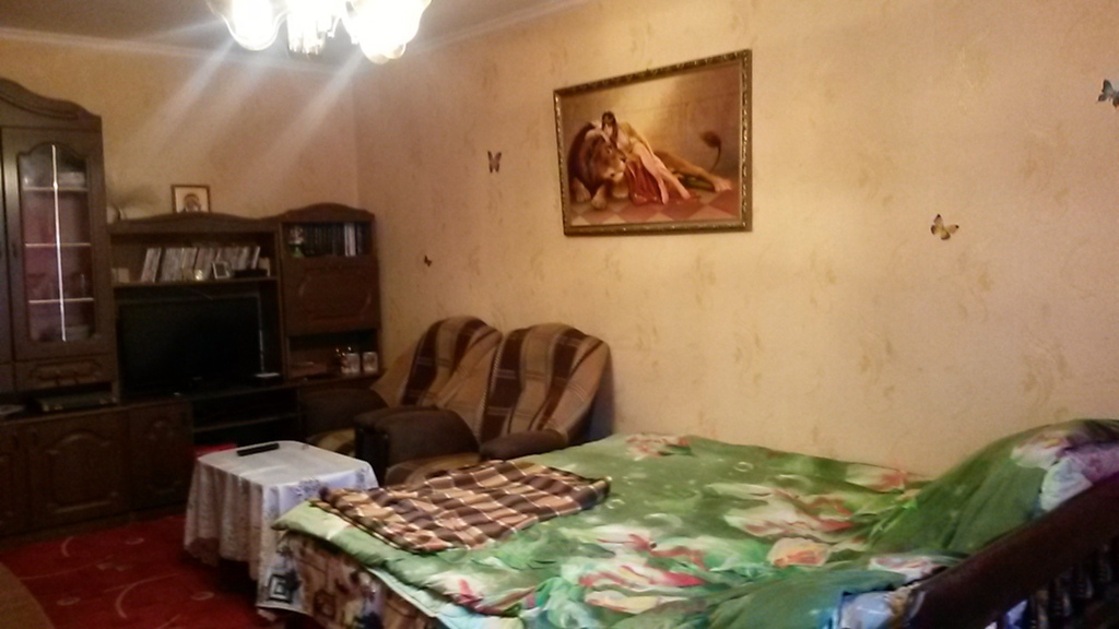 Продается 4-х комнатная квартира в 23 микрорайоне зеленограда (жк зеленый бор) на 17-ом этаже монолитного дома