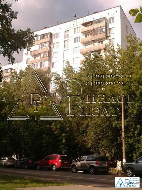 Москва, 2-х комнатная квартира, ул. Окская д.2 к15 с1, 6000000 руб.