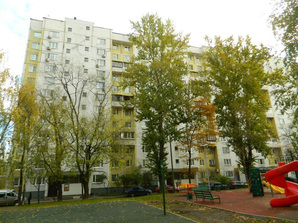 Москва, 1-но комнатная квартира, Береговой проезд д.9 к5, 9500000 руб.