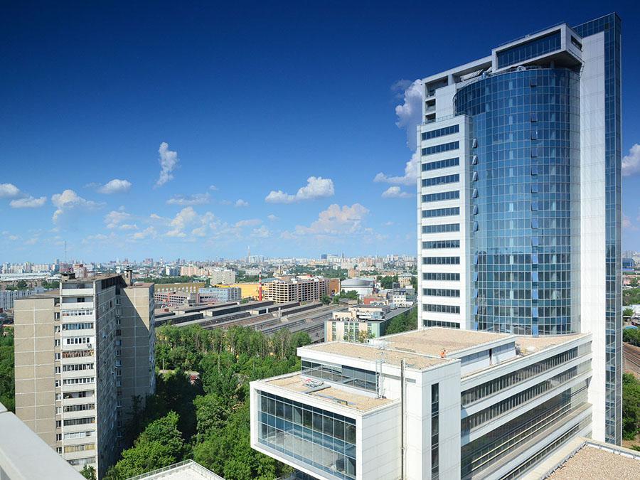 Престижный офис 550 м2 в бц Парк Победы, 160553900 руб.