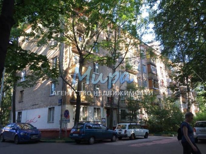 Москва, 1-но комнатная квартира, 11-я Парковая д.3к2, 4990000 руб.