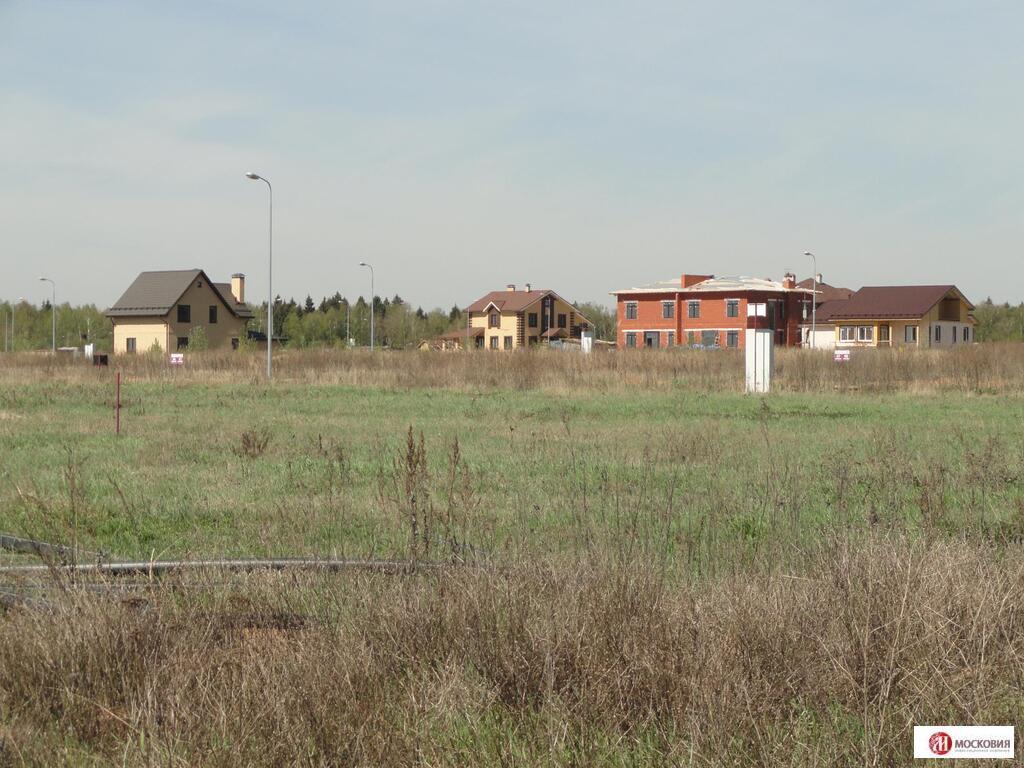 Земельный уч. 10,5 соток, ИЖС, 25 км. от МКАД Киевское шосс, 3905000 руб.