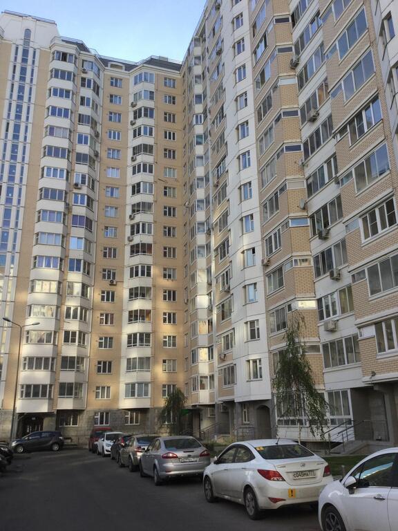 Москва, 3-х комнатная квартира, бориса пастернака д.11, 12500000 руб.