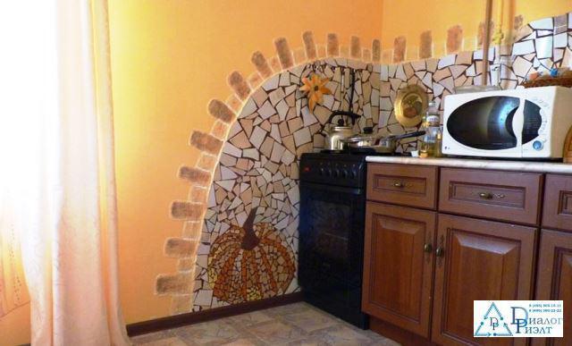 Декор стен своими руками на кухне