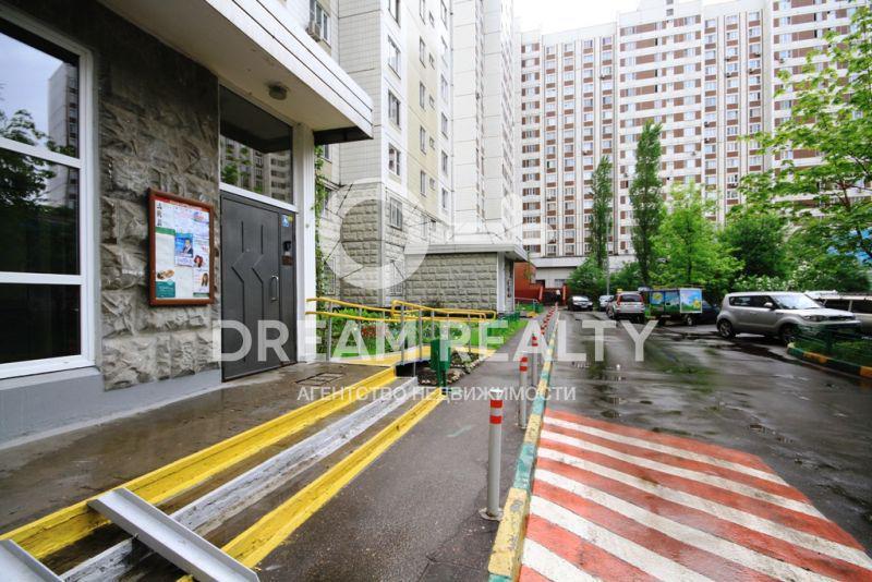 Москва, 3-х комнатная квартира, ул. Братиславская д.15к2, 11900000 руб.