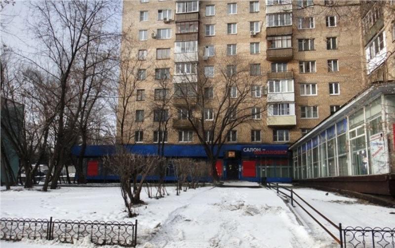 Торговое помещение ( кафе, ресторан) 230 м3 на первой линии Шаболовки, 31304 руб.