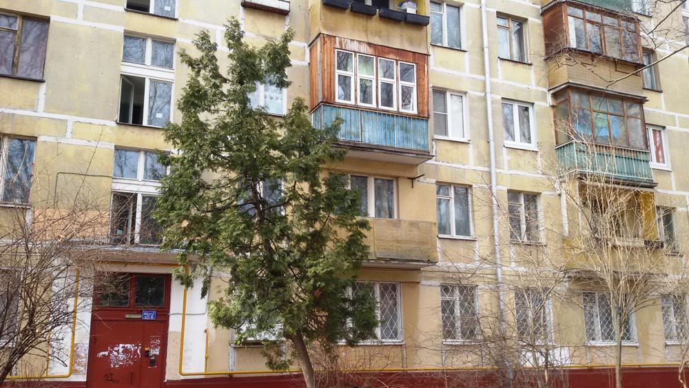 Москва, 2-х комнатная квартира, ул. Ленская д.9, 6100000 руб.