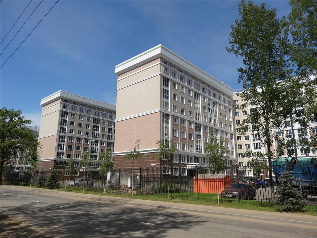 Москва, 3-х комнатная квартира, Николо-хованская д.16 к8, 9950000 руб.