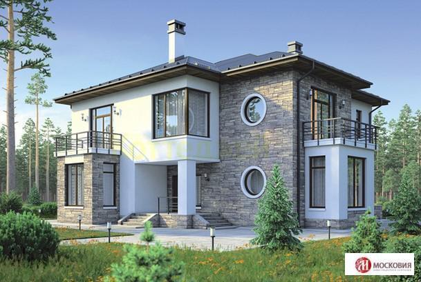 Дом 281 кв.м. на земельном участке 12 соток, г.Москва, д.Песье, 10800000 руб.