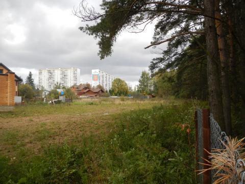 Участок 40 соток крайний к лесу Рассказовка, Солнцево, Новопеределкино, 26000000 руб.
