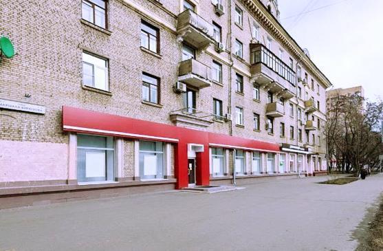 Аренда — торговое помещение 267 м2 м. Октябрьское поле, 58426 руб.