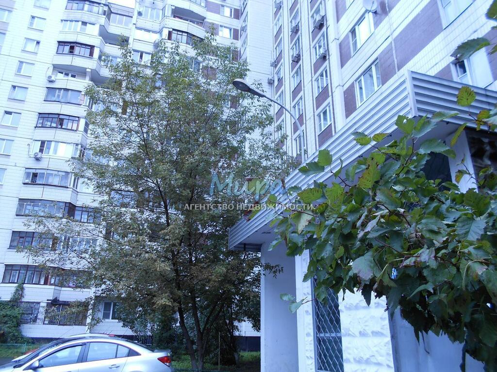 Москва, 3-х комнатная квартира, ул. Генерала Кузнецова д.16к1, 12200000 руб.