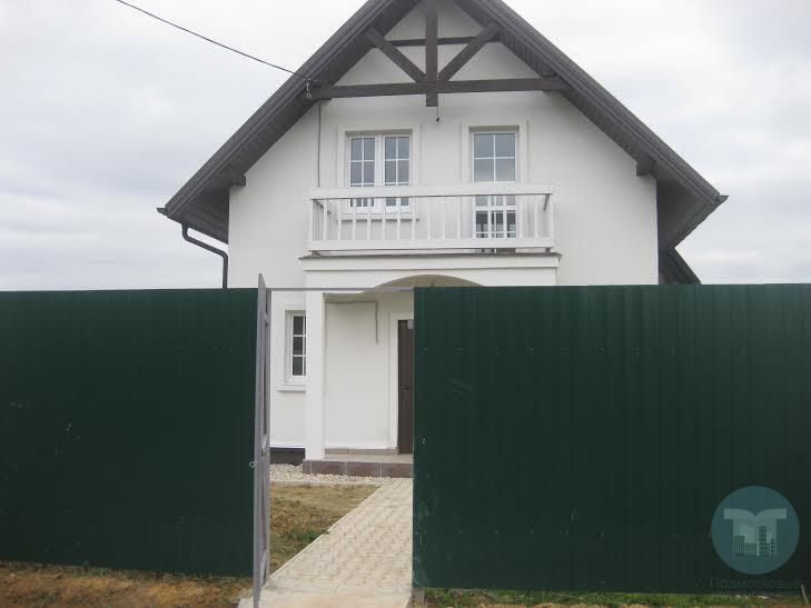 Продается новый дом с отделкой, 23 км от МКАД по Киевскому шоссе., 9000000 руб.