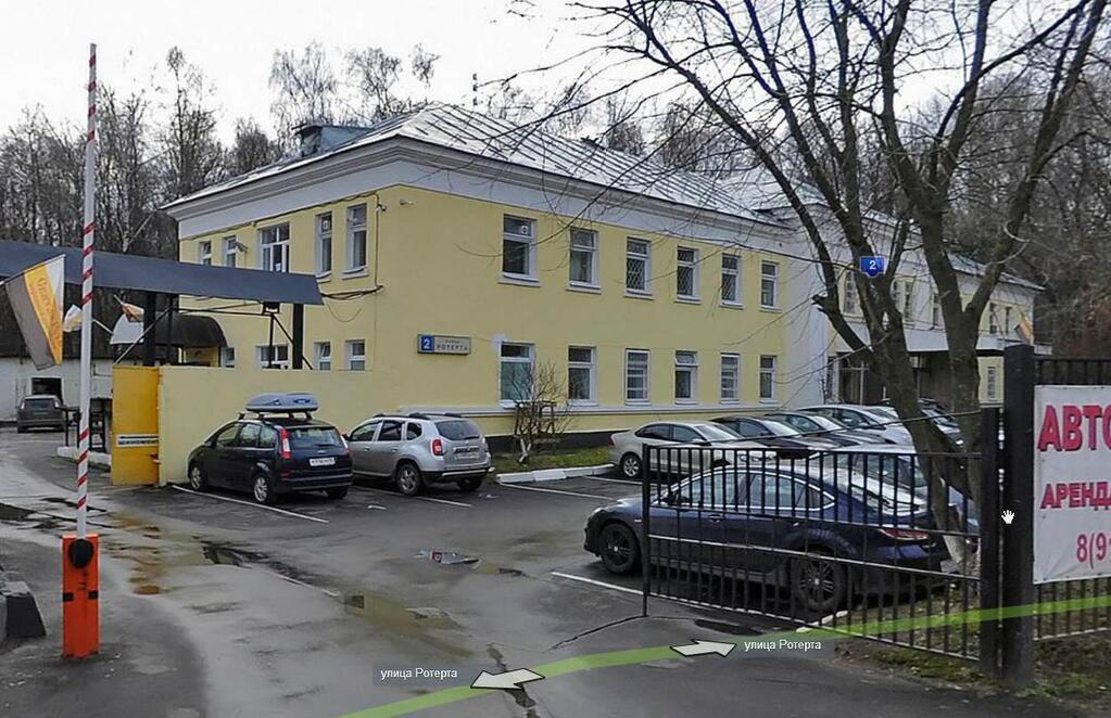 Лот: р9, ул. Ротерта, д.2, Продажа здания с собственным земельным учас, 99000000 руб.