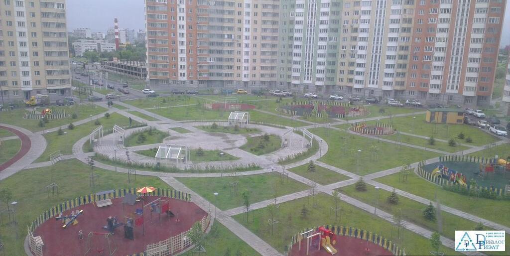 Москва, 2-х комнатная квартира, ул. Авиаторов д.5 к1, 28000 руб.