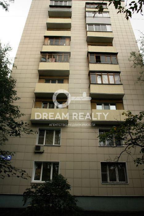 Москва, 2-х комнатная квартира, ул. Академика Комарова д.3Б, 6100000 руб.