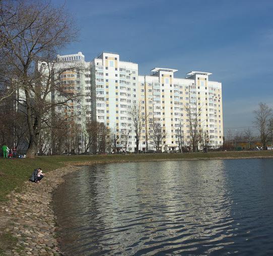 Москва, 1-но комнатная квартира, ул. Перовская д.66 к1, 7000000 руб.