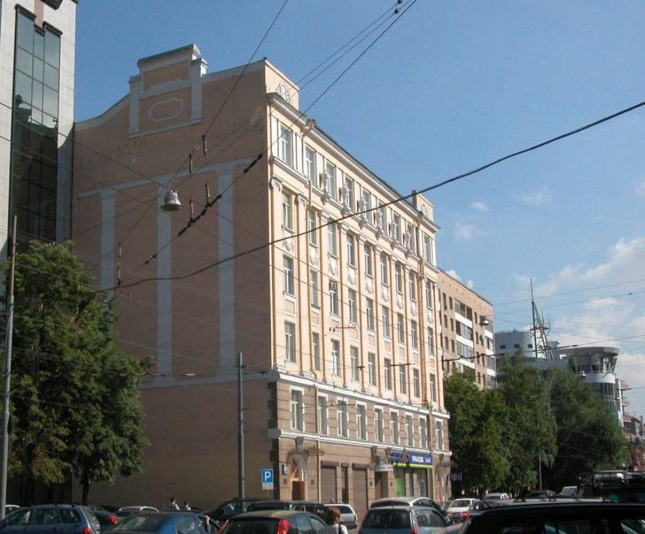 Бизнес-центр на Белорусской, 1200000000 руб.