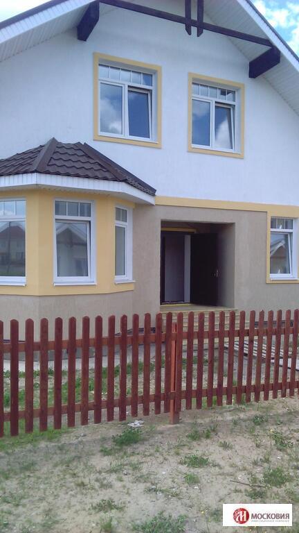 Продается готовый дом 171 м2 с отделкой, Калужское шоссе 34 км., 9885000 руб.