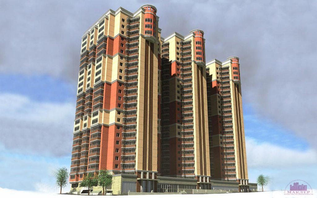 Одинцово, 2-х комнатная квартира, ул. Садовая д.24, 7700000 руб.