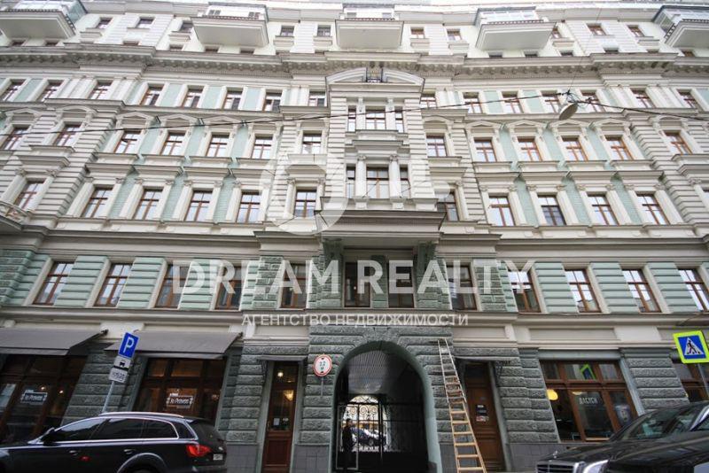 Москва, 3-х комнатная квартира, Милютинский пер. д.3, 50000000 руб.