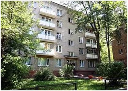 Москва, 2-х комнатная квартира, ул. Новощукинская д.9, 7000000 руб.