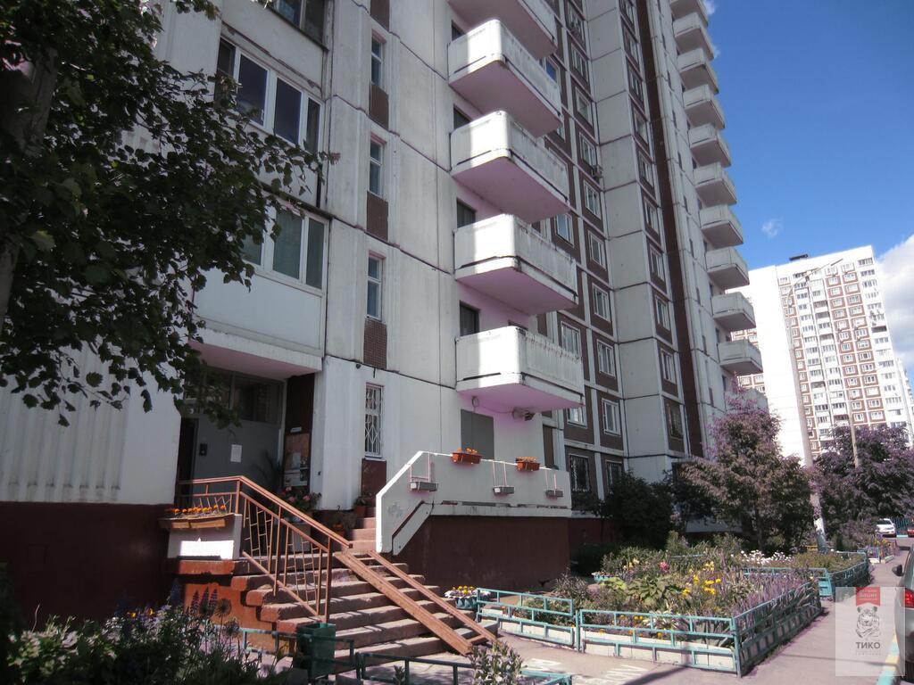 Москва, 1-но комнатная квартира, ул. Никулинская д.9, 6900000 руб.