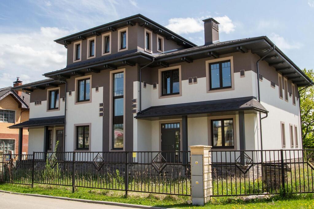 Коттедж в элитном поселке, Крекшино, 27990000 руб.