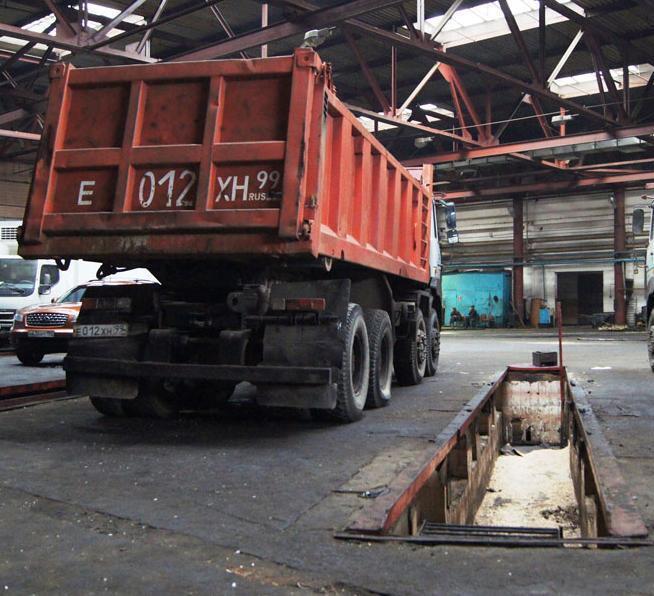 Помещение под грузовой автосервис, Ижорская, 5496 руб.