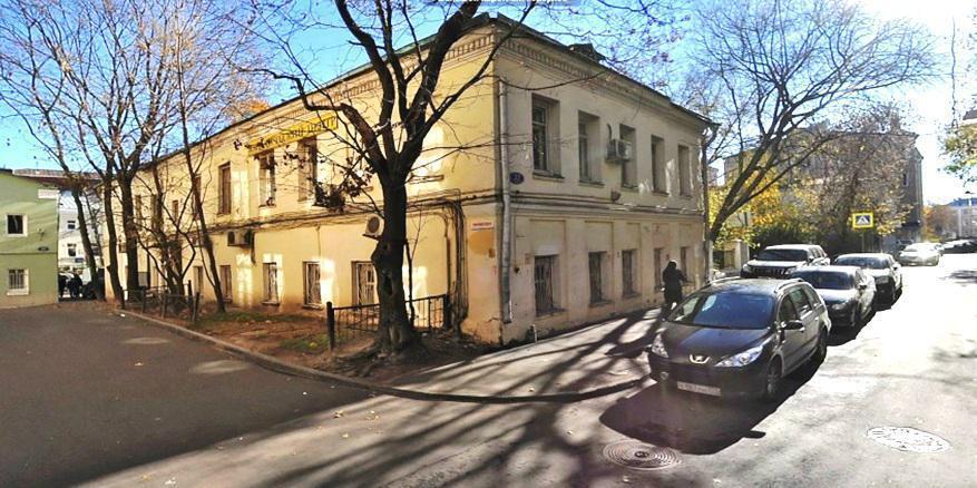 Продажа здания м. Цветной бульвар, 90000000 руб.