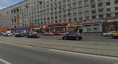 Street-retail: торговое помещение общей площадью 240 кв.м., 65000 руб.