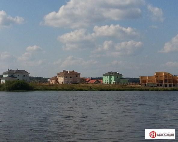 Участок у воды 15 соток, центральные коммуникации, 28 км от МКАД, 12000000 руб.