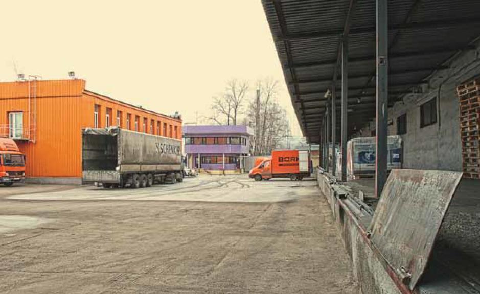 Складской комплекс на Илимской, 200000000 руб.