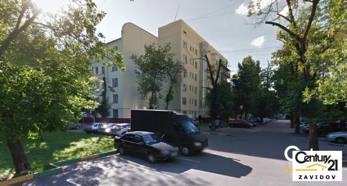 Москва, 2-х комнатная квартира, ул. Кабельная 3-я д.2, 6200000 руб.
