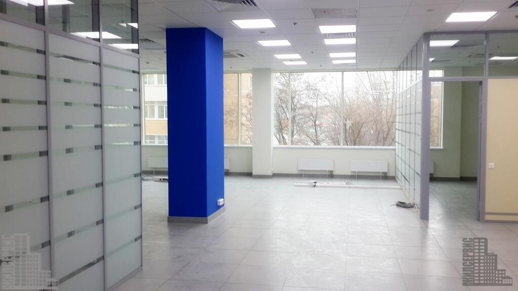 Офис 235м с ремонтом в бизнес-центре, ЮЗАО, Калужская, 15000 руб.
