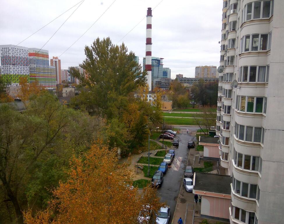 Москва, 1-но комнатная квартира, ул. Ярцевская д.27 к6, 6150000 руб.