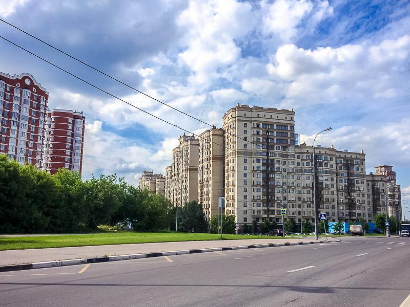 Москва, 4-х комнатная квартира, Мичуринский пр-кт. д.7 к1, 52990000 руб.